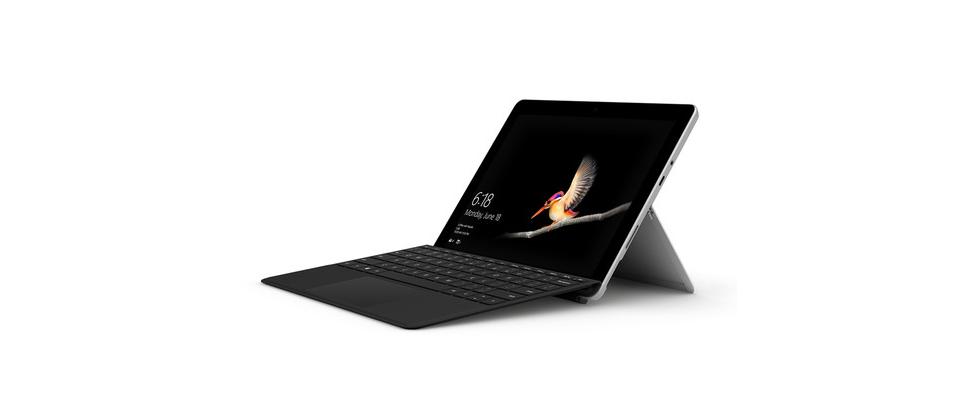 Bàn phím Mircosoft Surface Go có những tính năng đầy đủ để sử dụng surface dễ dàng