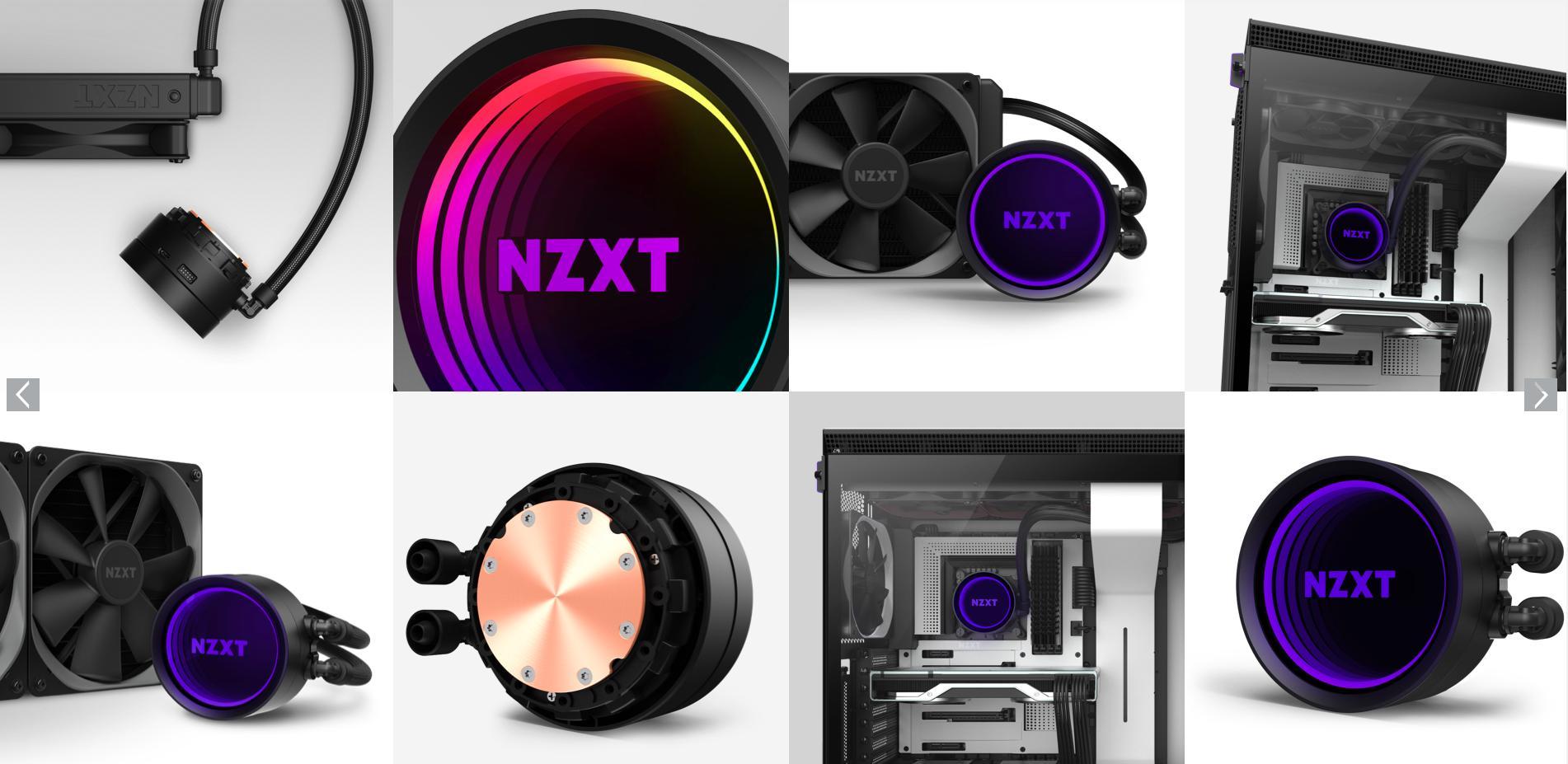 Tản nhiệt nước CPU NZXT Kraken X53 - Thắp sáng cỗ máy theo cách của bạn