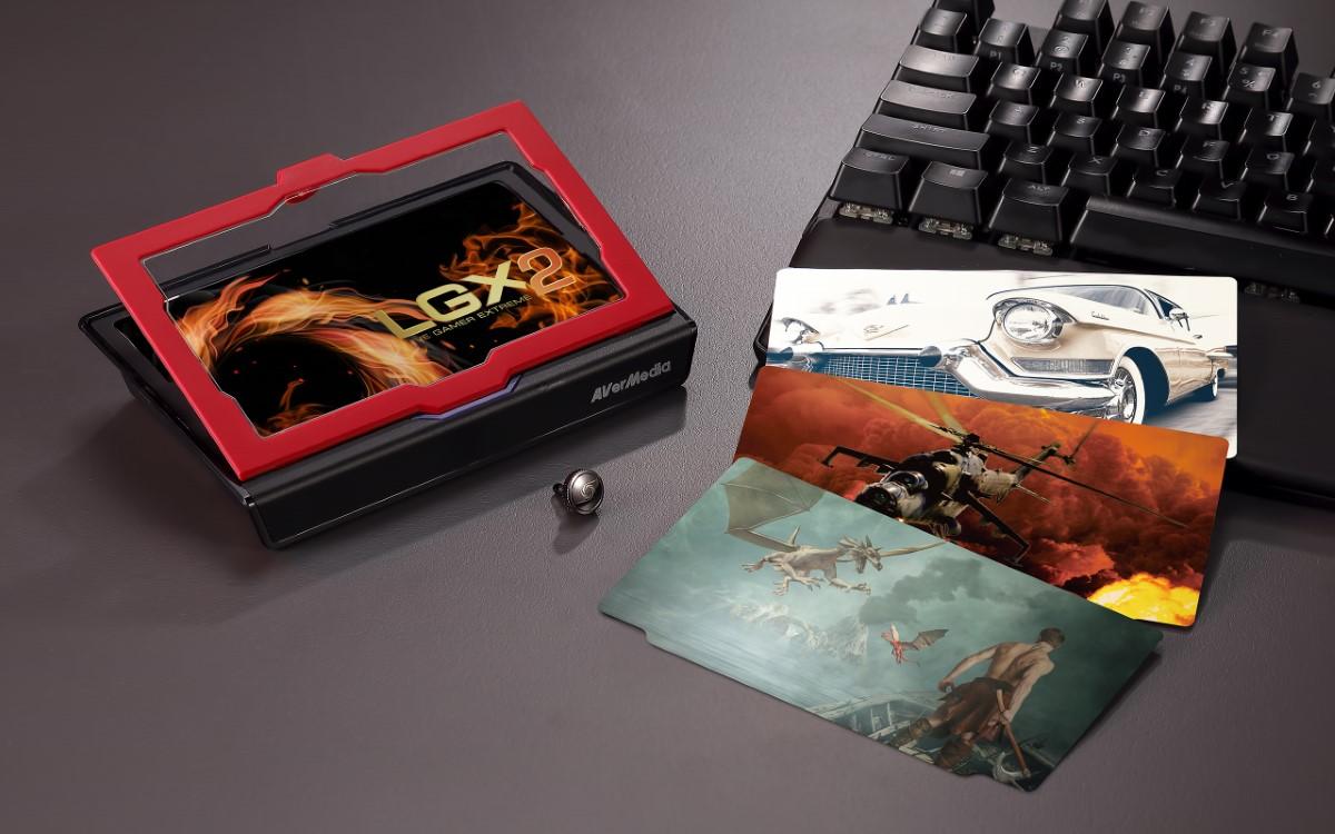 Thiết bị thu hình AverMedia Live Gamer EXTREME 2 - GC551 3