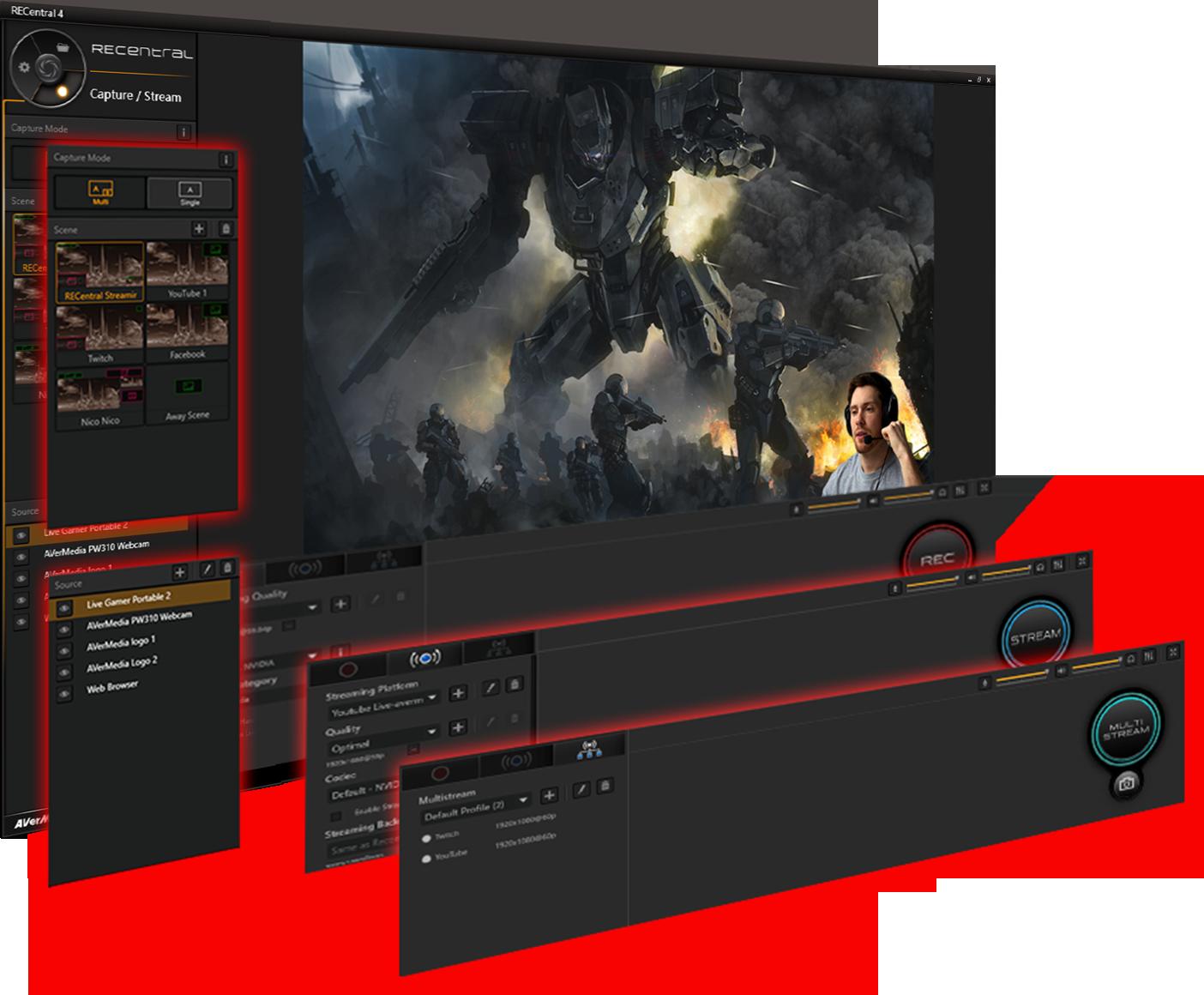 Thiết bị thu hình AverMedia Live Gamer EXTREME 2 - GC551 4