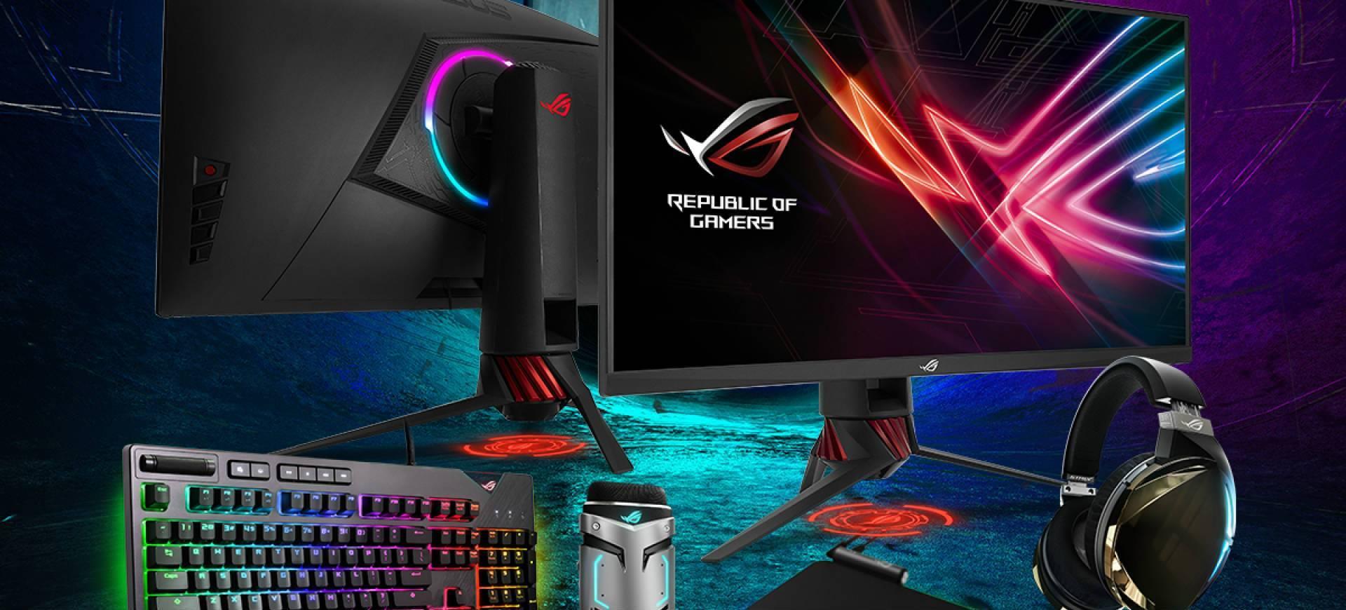 Tai nghe Bluetooth Asus ROG Strix Fusion 700 Gaming có tính năng aura sync đồng bộ led