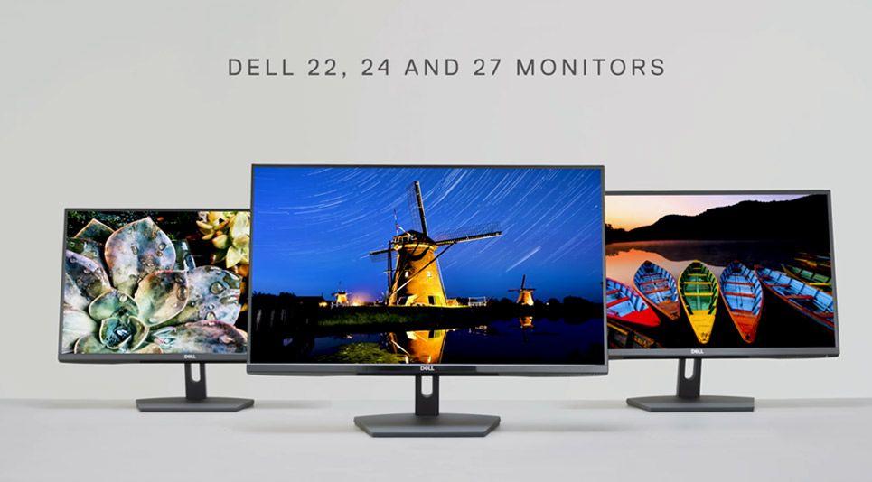 Màn hình Dell SE2419HR đa màn hình