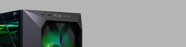 Cooler Master MasterBox TD500TG Mesh ARGB giới thiệu 3