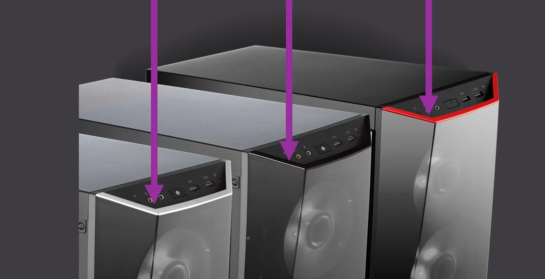 Case Cooler Master MasterBox Lite 5 ARGB (Mid Tower/Màu đen/Led ARGB giới thiệu 3