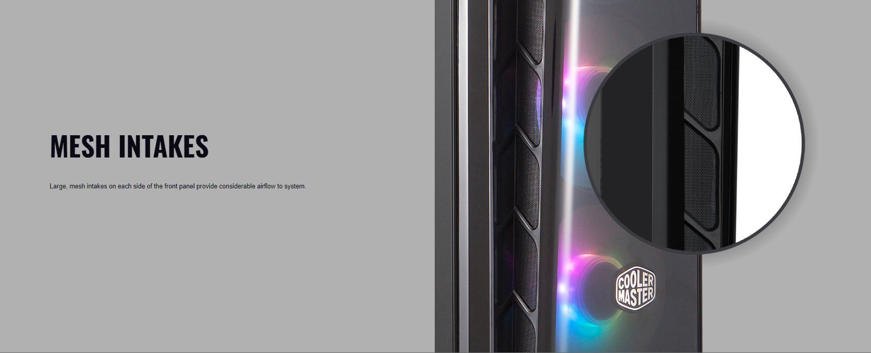 Cooler Master MasterBox MB520 ARGB giới thiệu 3