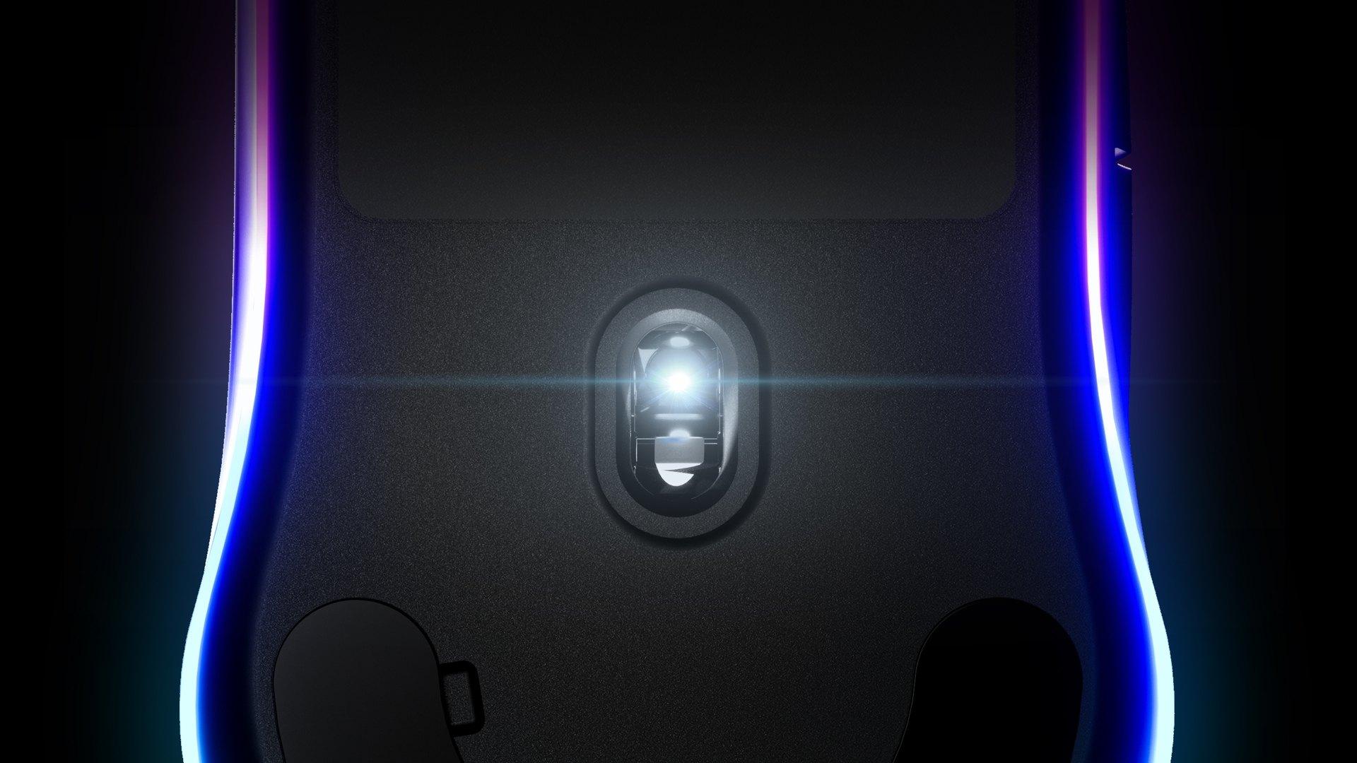 cảm biến của SteelSeries Rival 3