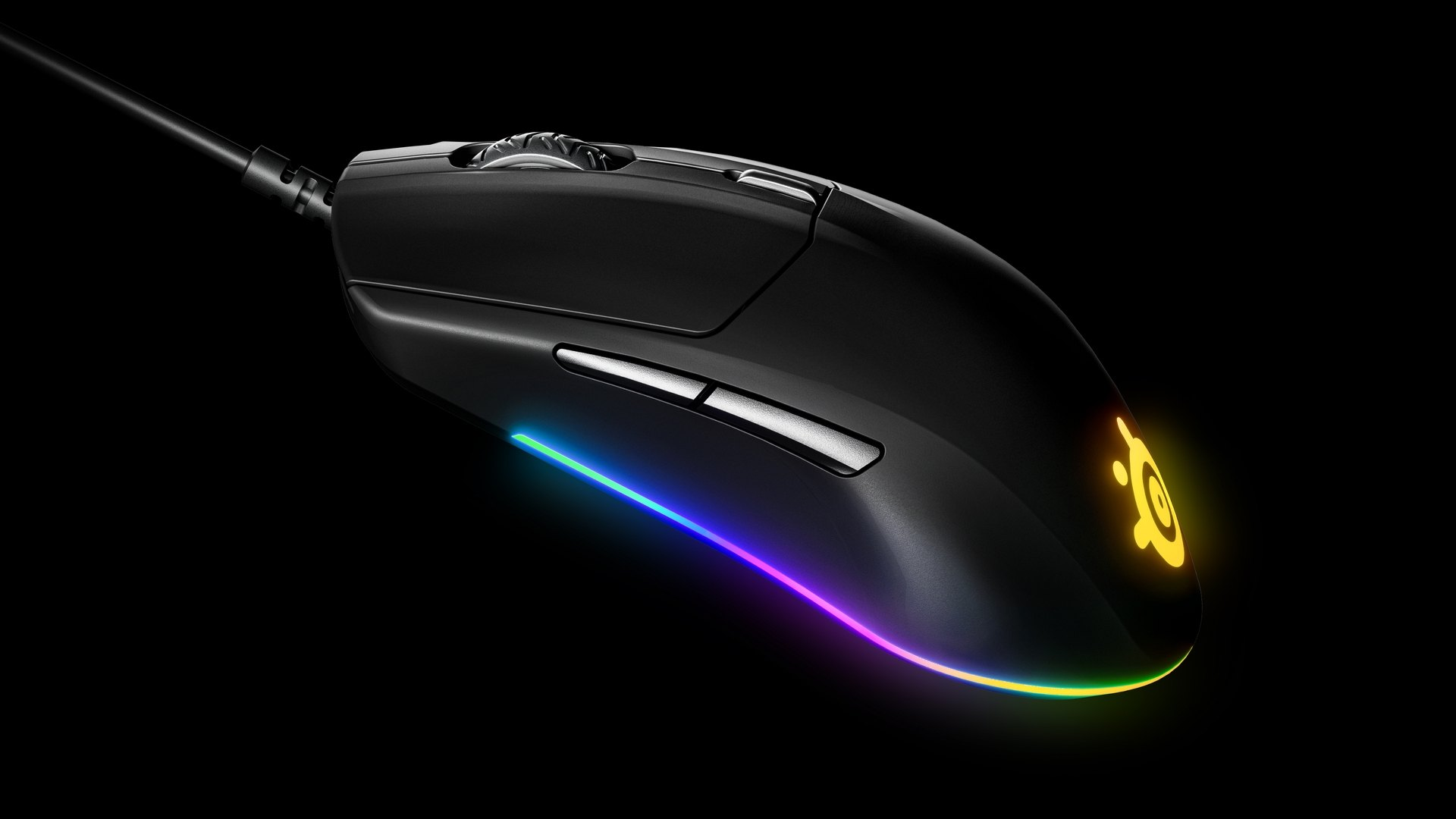 thiết kế của SteelSeries Rival 3