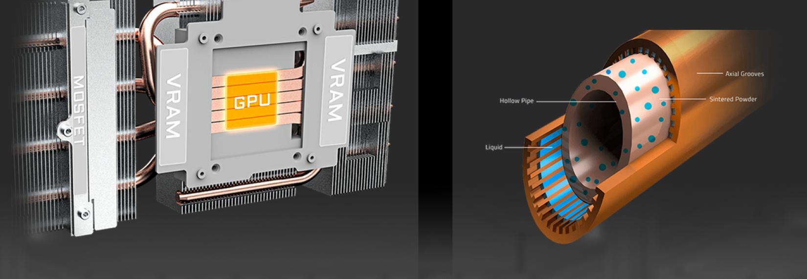 Card màn hình GIGABYTE RX 5600 XT GAMING OC-6G