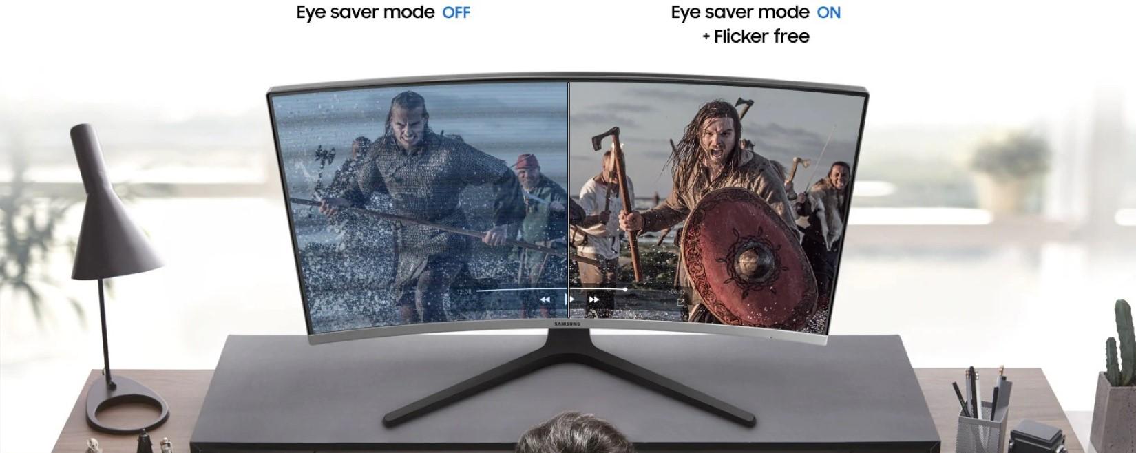 Màn hình Samsung LC32R500FHEXXV-7