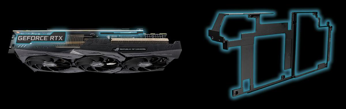 Card màn hình ASUS ROG STRIX RTX 2060 Super-A8G EVO GAMING