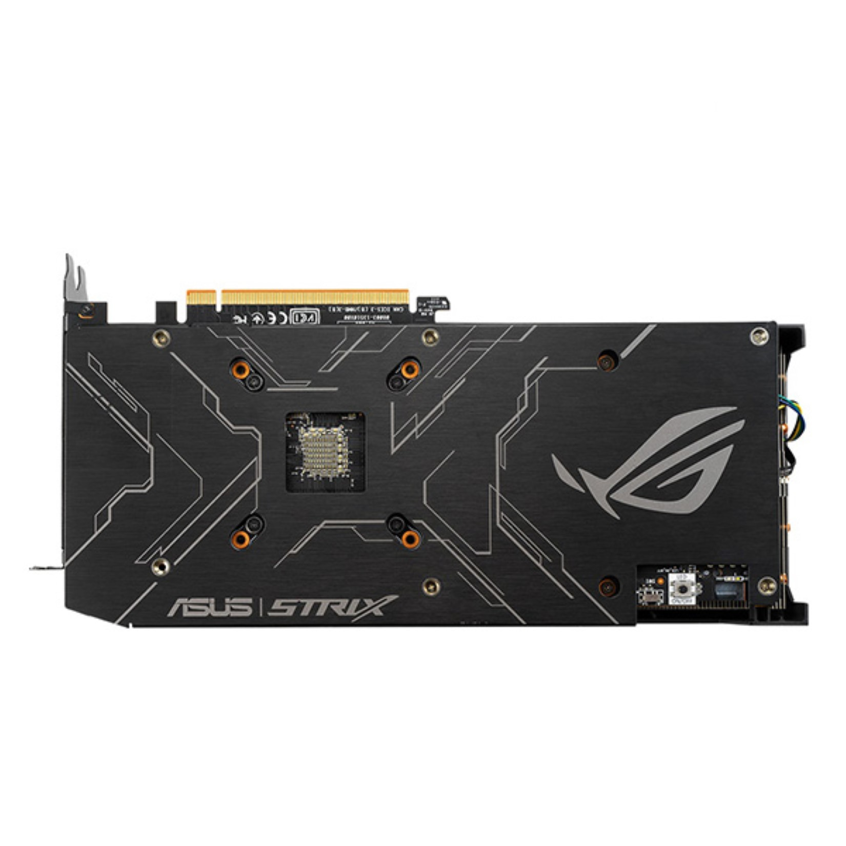 Card màn hình ASUS ROG STRIX RX 5500 XT-O8G GAMING