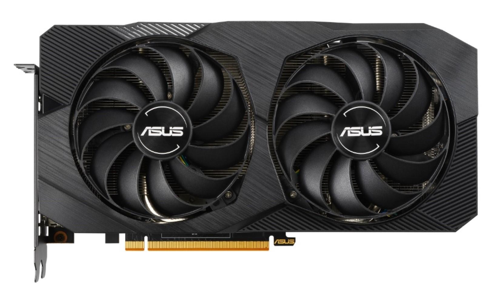 Card màn hình ASUS DUAL RX 5500 XT-O4G EVO