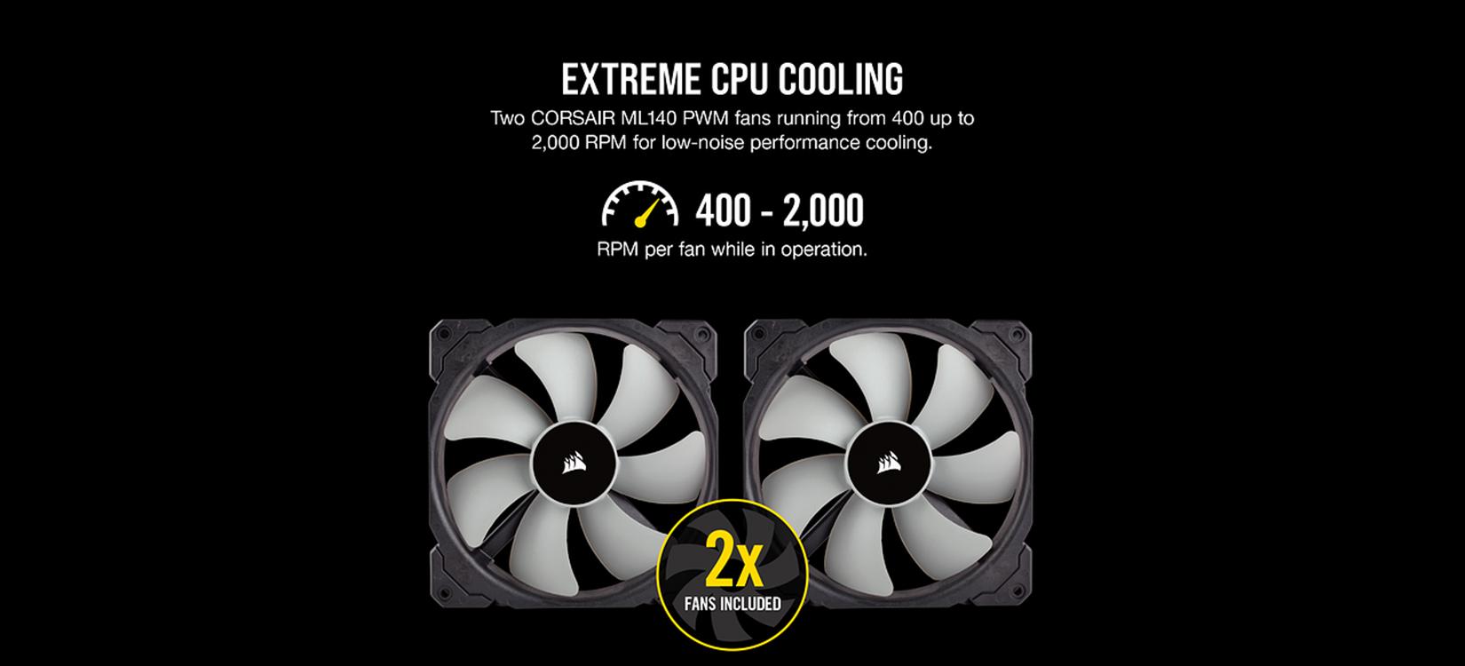 Quạt Tản nhiệt nước Corsair H115i RGB PRO XT ( CW-9060044-WW )