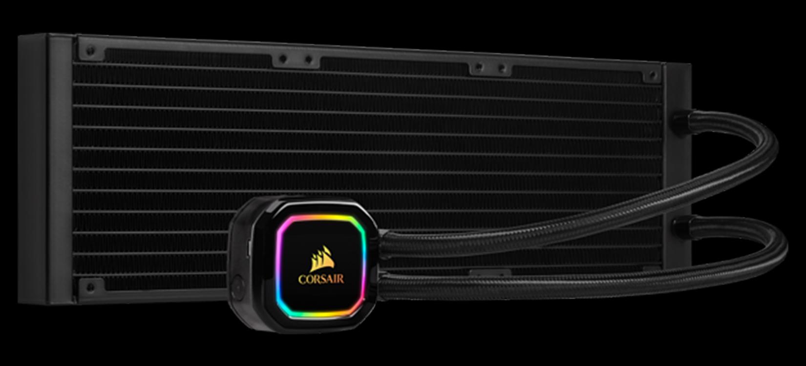 Két làm mát Tản nhiệt nước Corsair H150i RGB PRO XT ( CW-9060045-WW )