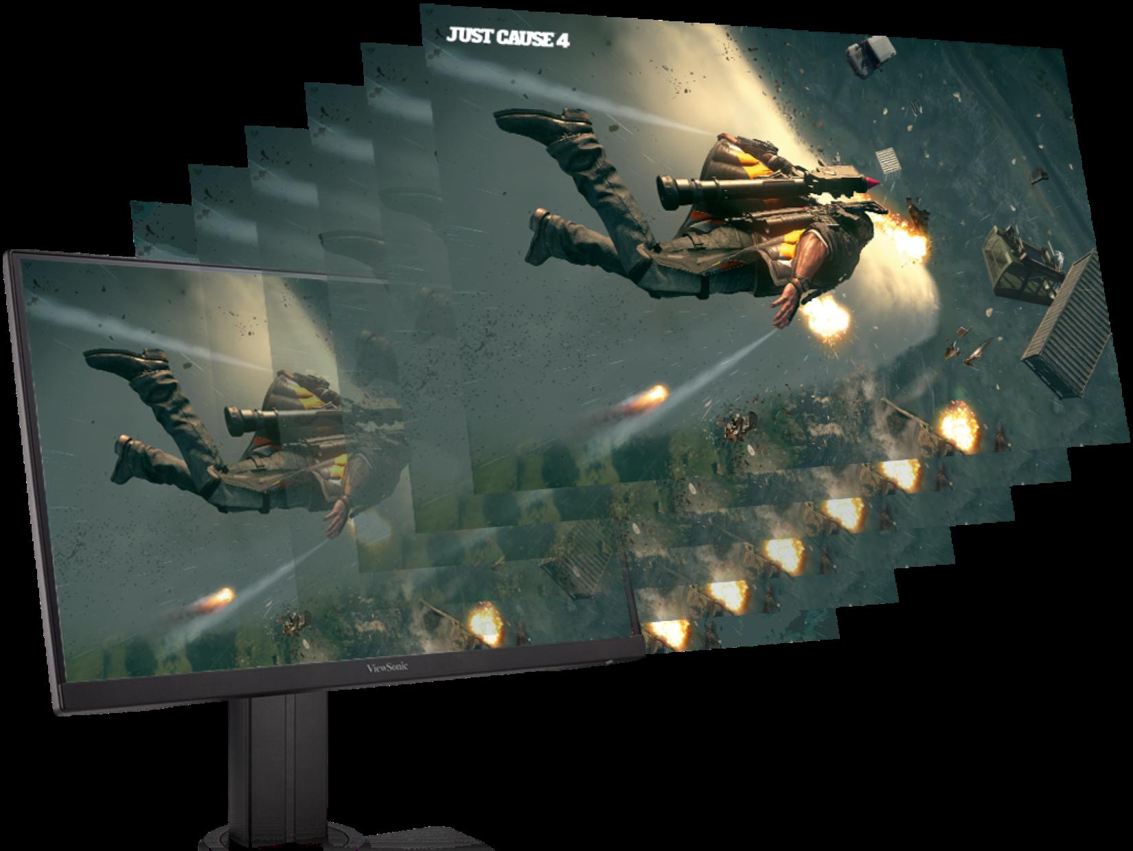 Màn hình Viewsonic XG2705-3