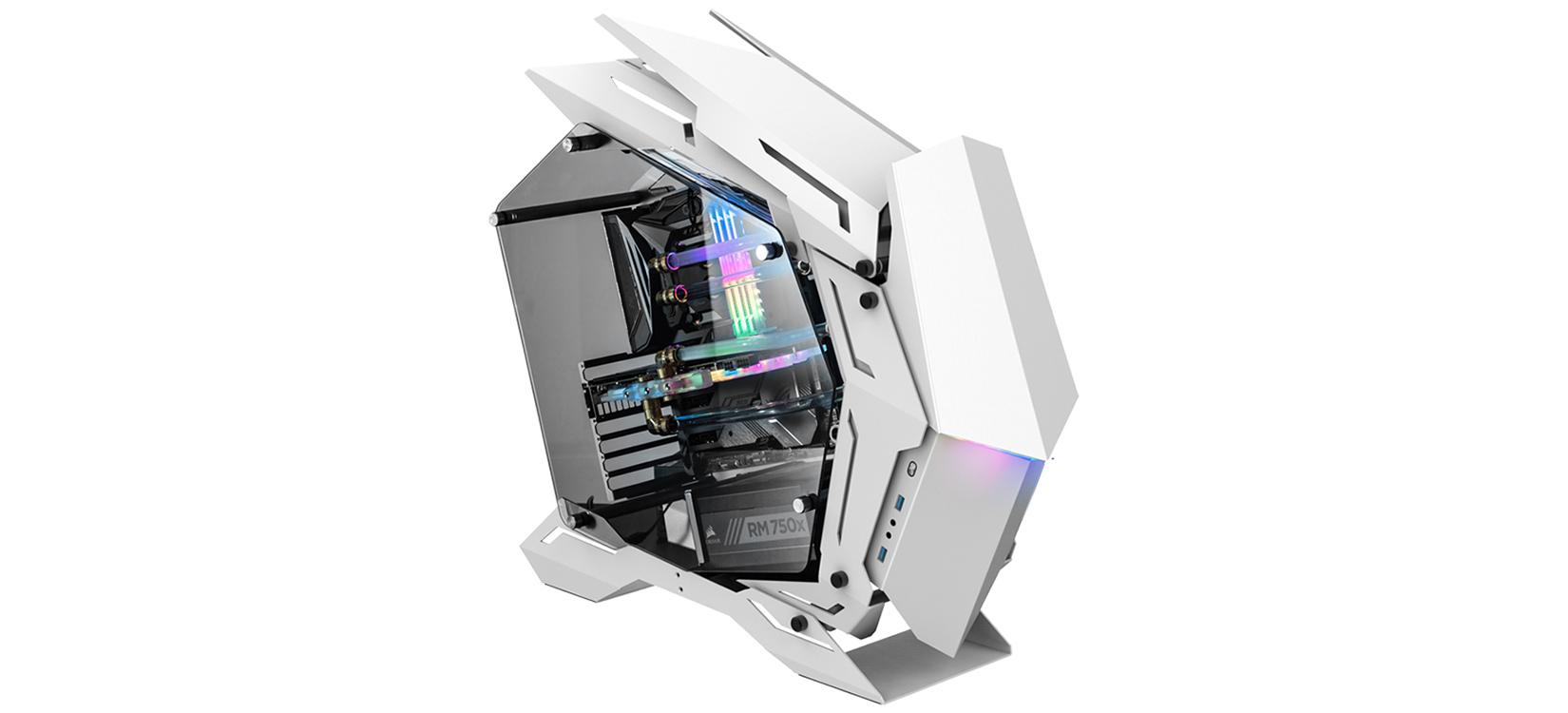 Case Jonsbo MOD3 White (Mid Tower/Màu Trắng) giới thiệu 3