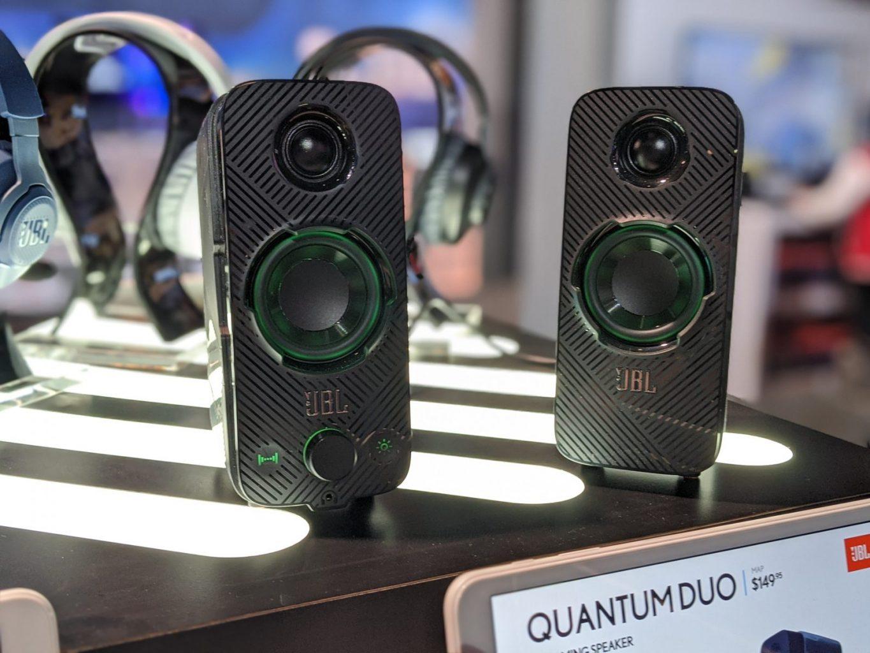 Giới thiệu Loa JBL Quantum Duo 2.0 LED RGB