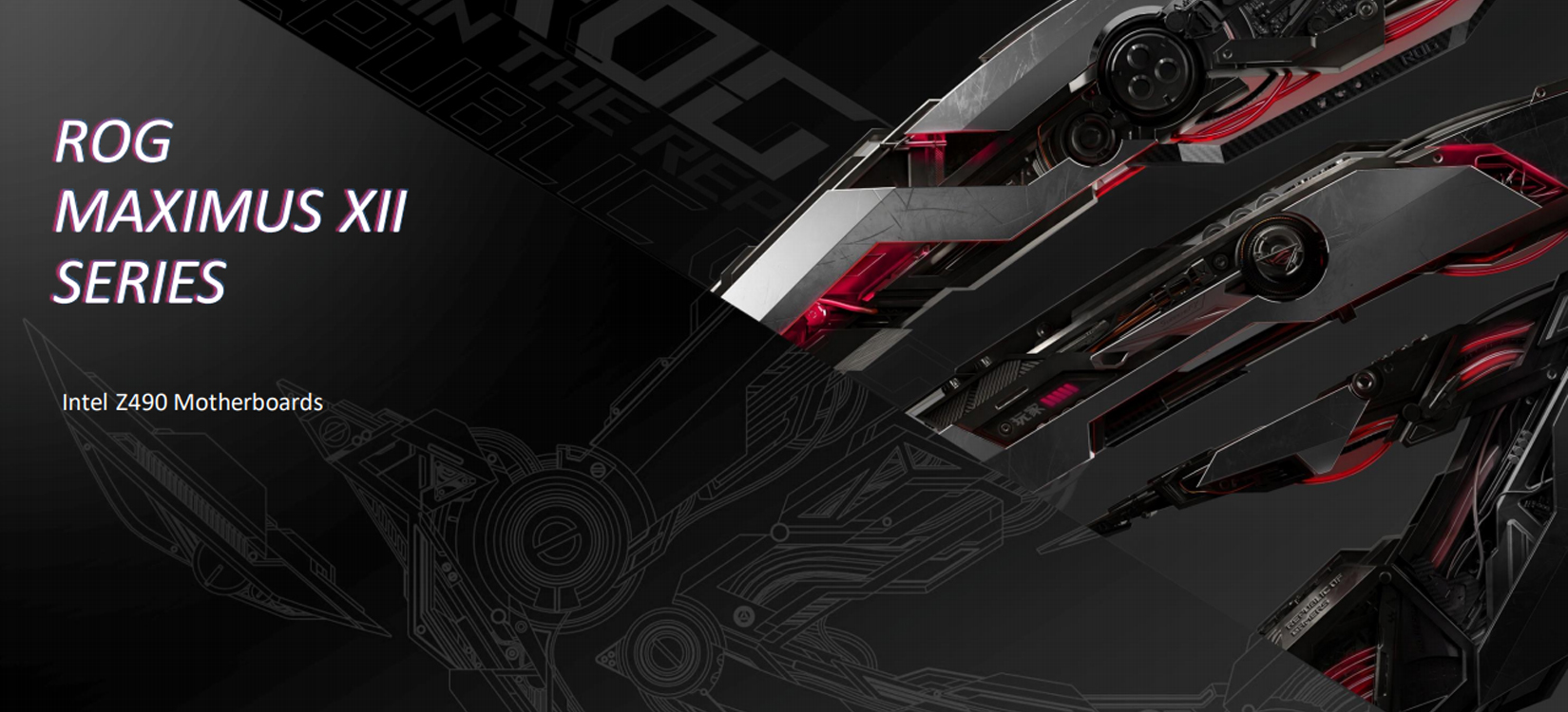 Mainboard ASUS ROG MAXIMUS XII HERO (WI-FI) (Intel Z490, Socket 1200, ATX, 4 khe RAM DDR4)