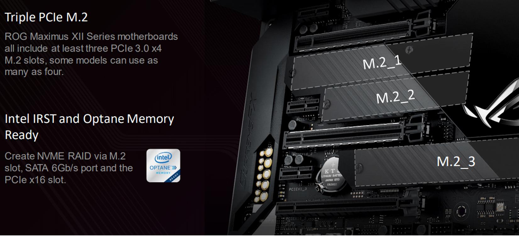 Mainboard ASUS ROG MAXIMUS XII APEX (Intel Z490, Socket 1200, ATX, 4 khe RAM DDR4)