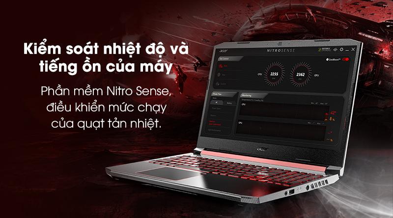 Laptop Acer Gaming Nitro 5 AN515-4