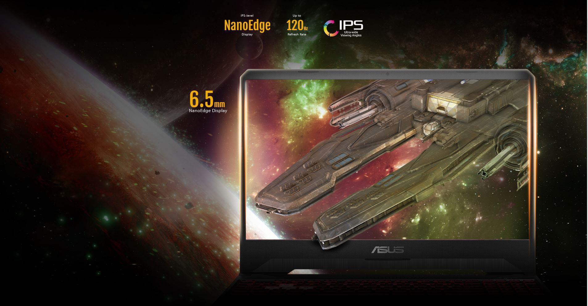 Asus Gaming TUF FA706-1