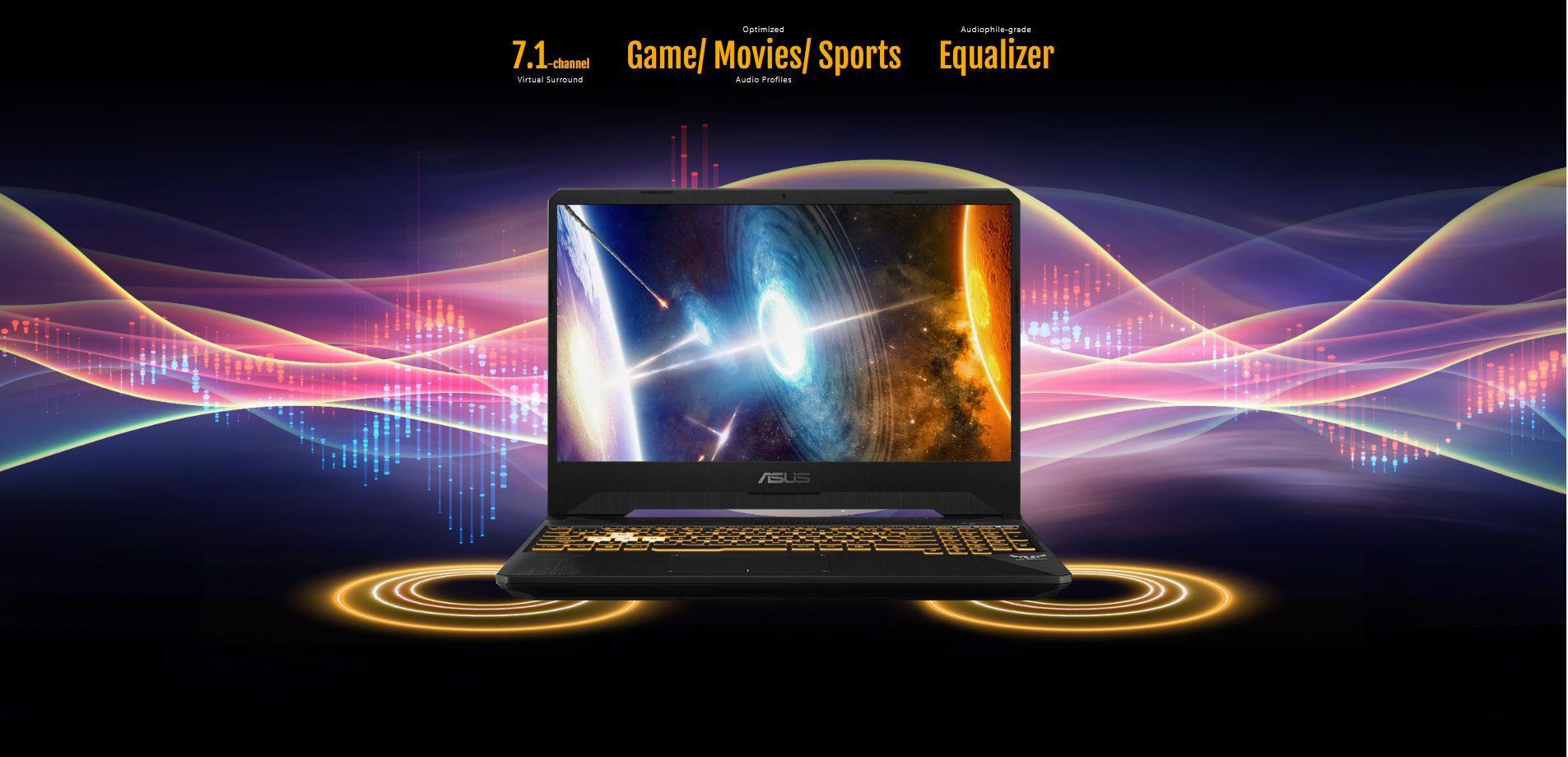 Asus Gaming TUF FA706-6
