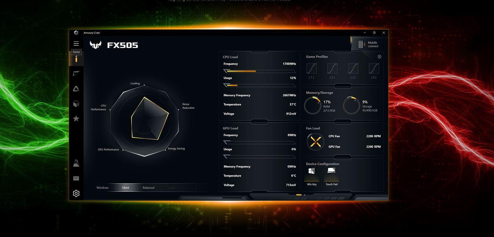 Asus Gaming TUF FA706-7