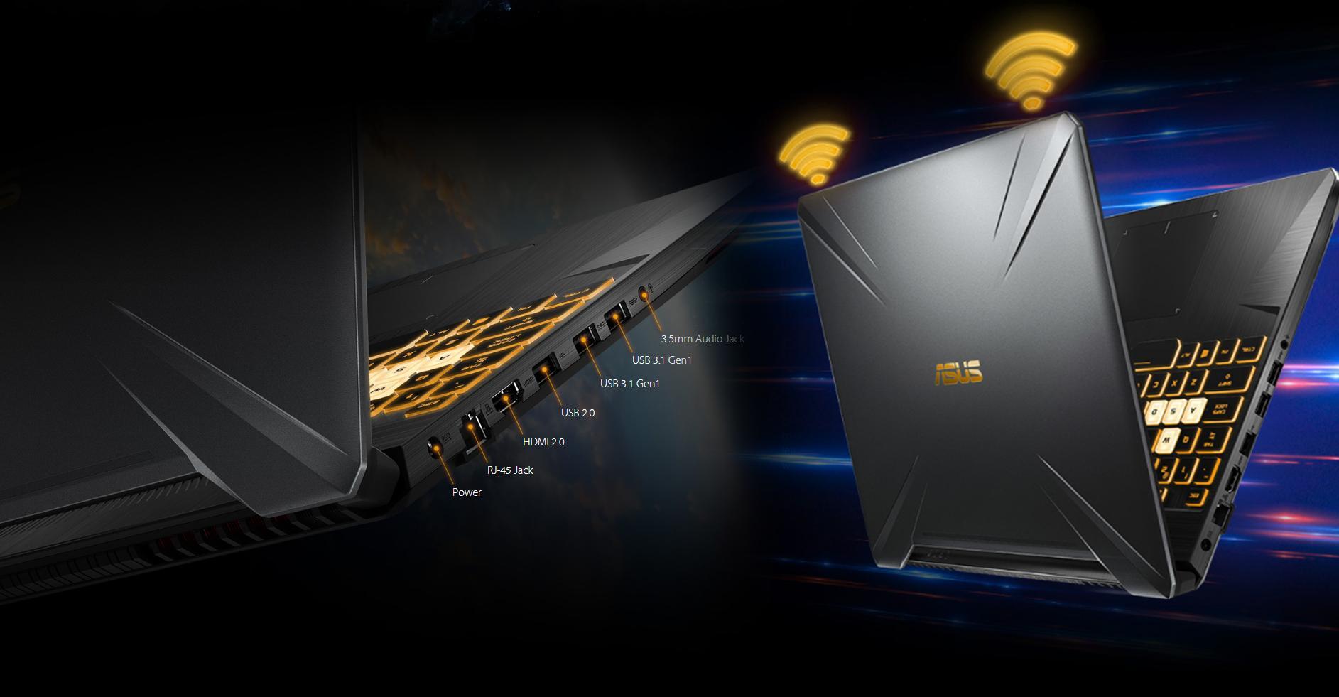Asus Gaming TUF FA706-8