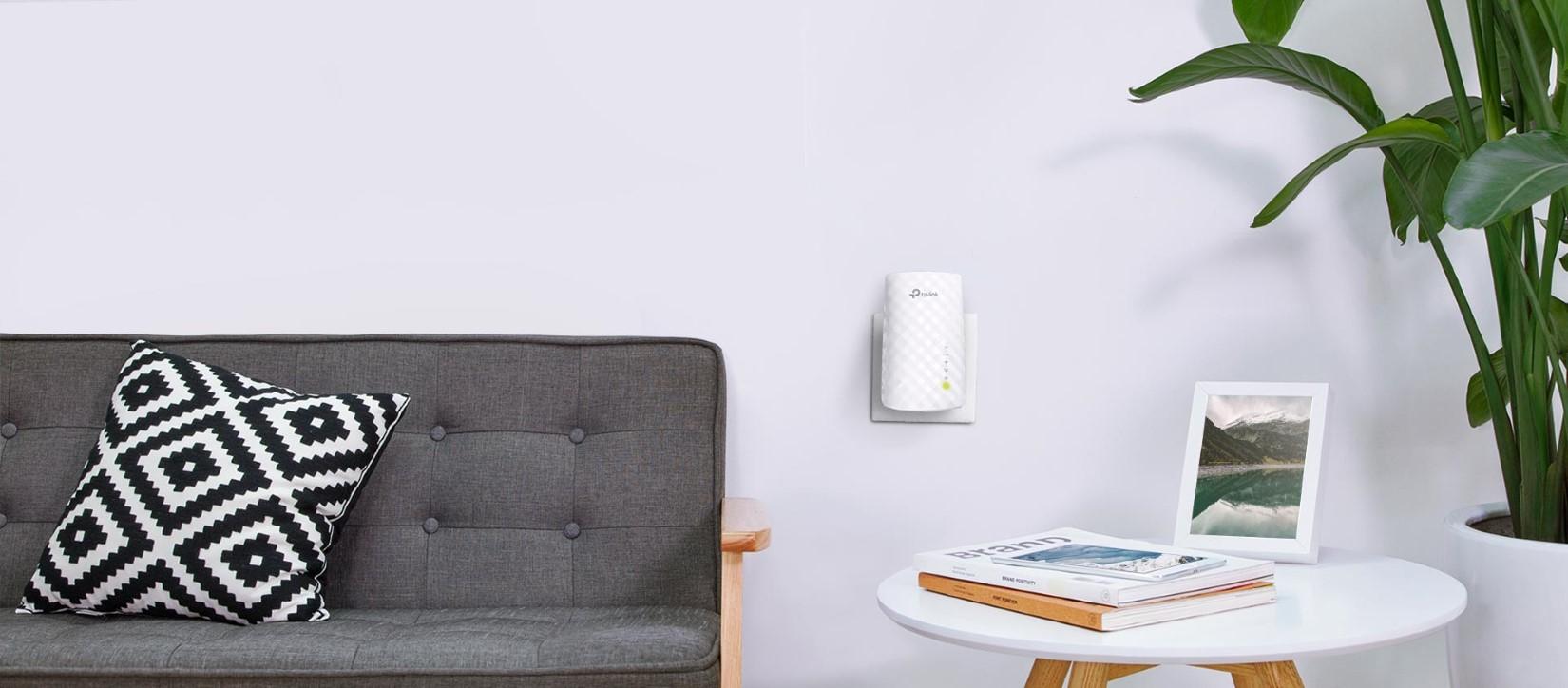 Bộ mở rộng sóng Wi-Fi TP-Link RE200 AC750