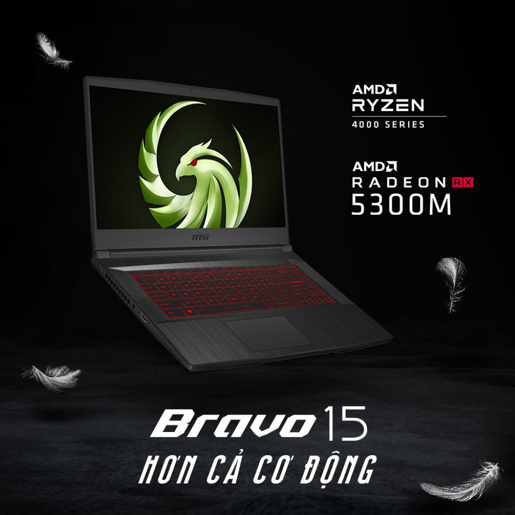 Laptop MSI Gaming Bravo 15-2