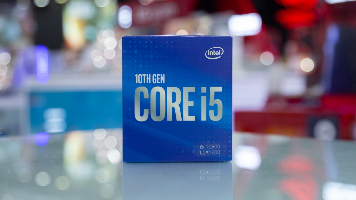 CPU Intel Core i5-10500