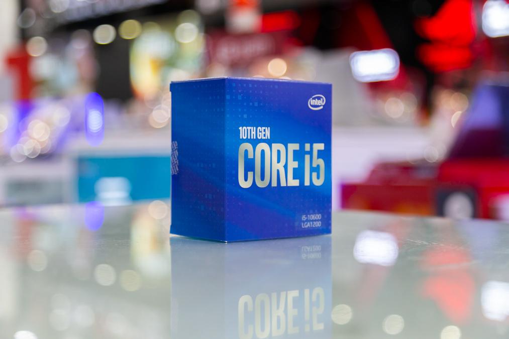 CPU Intel Core i5-10600