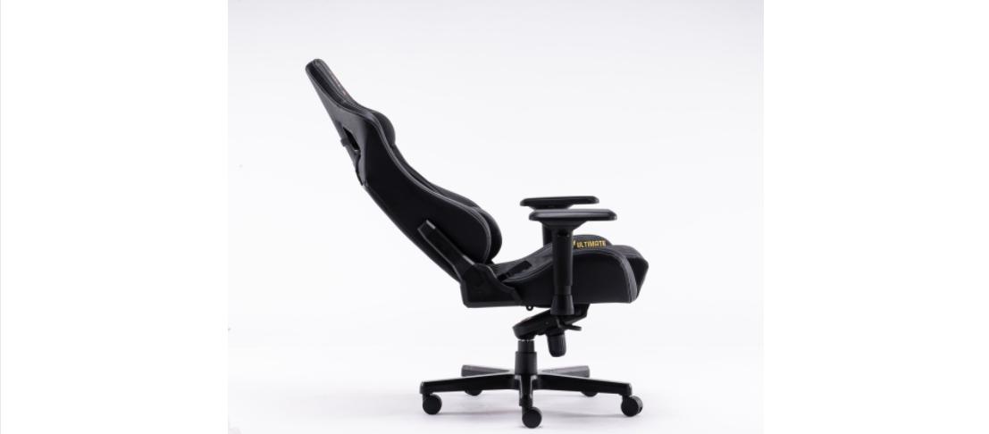 Ghế Chơi Game Ultimate EGC2020 Lux màu đen - E-Dra có kết cấu khung thép chắc chắn