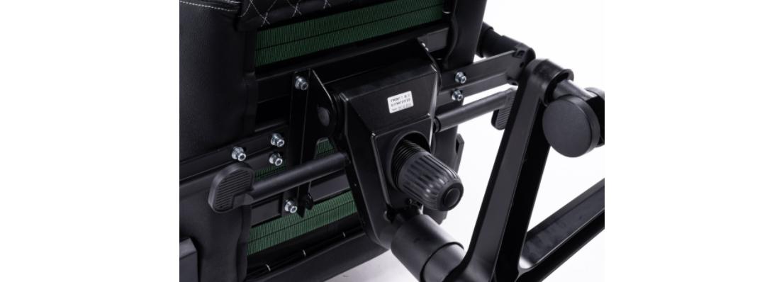 Ghế Chơi Game Ultimate EGC2020 Lux màu đen - E-Dra có tải trọng cao