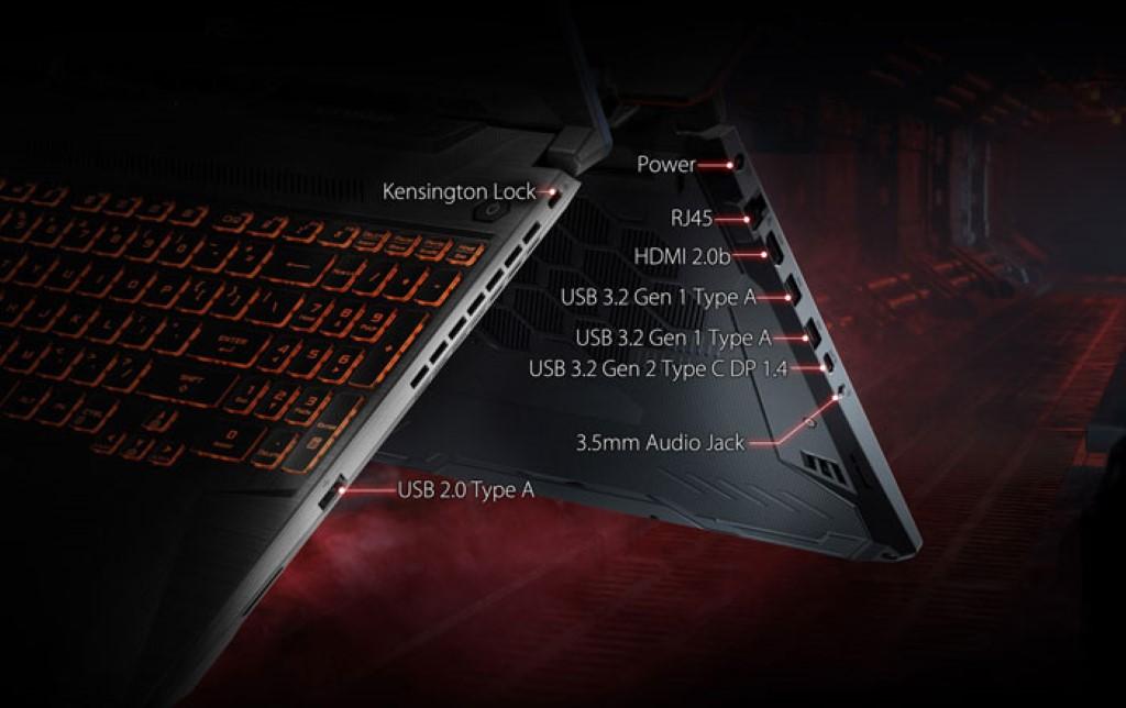 Laptop Asus Gaming TUF FX506-8