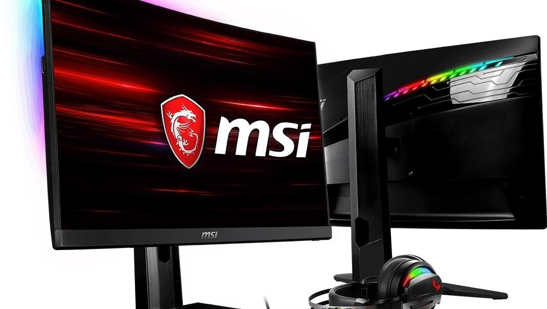 Màn hình MSI Optix MAG271CR-4