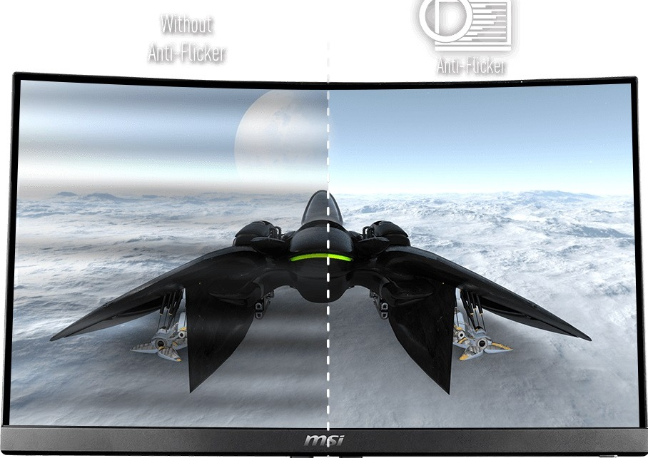 Màn hình MSI Optix MAG271CR-5