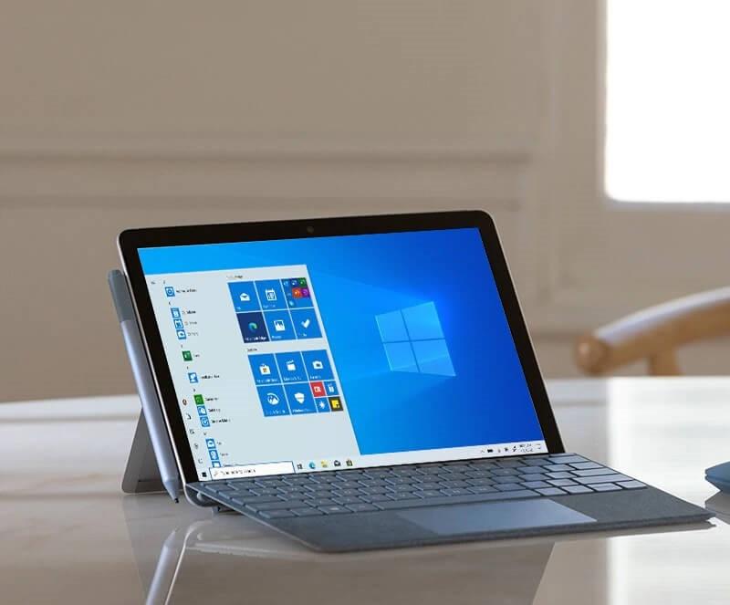 Microsoft Surface Go 2 - Giá bán: 14.999.000₫