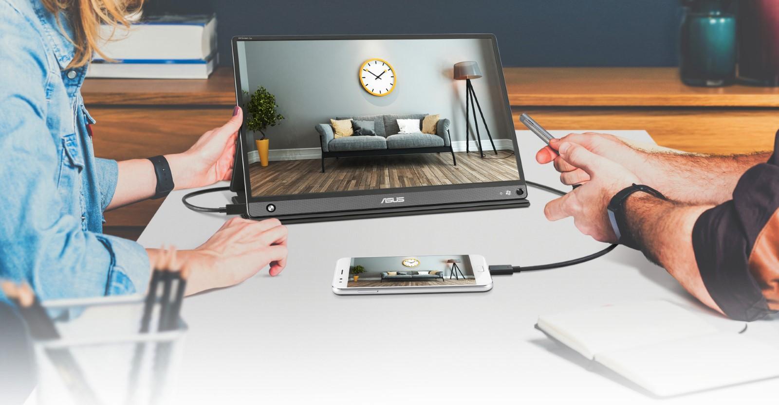 Màn hình di động Asus ZenScreen GO MB16AHP 1
