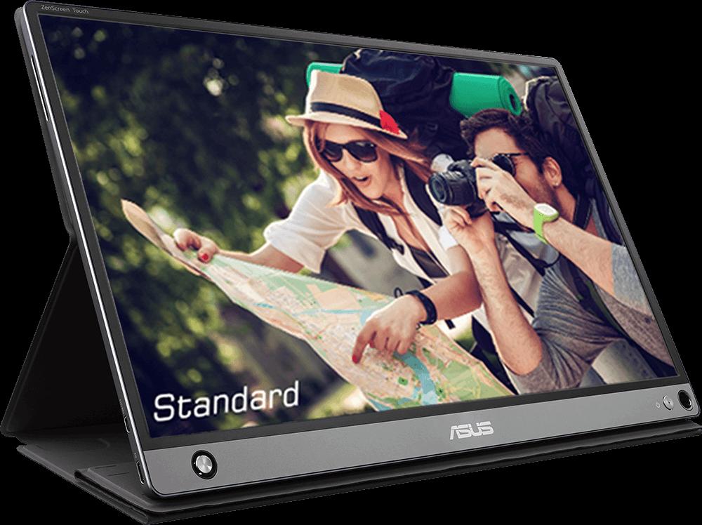 Màn hình di động Asus ZenScreen GO MB16AHP góc nhìn rộng