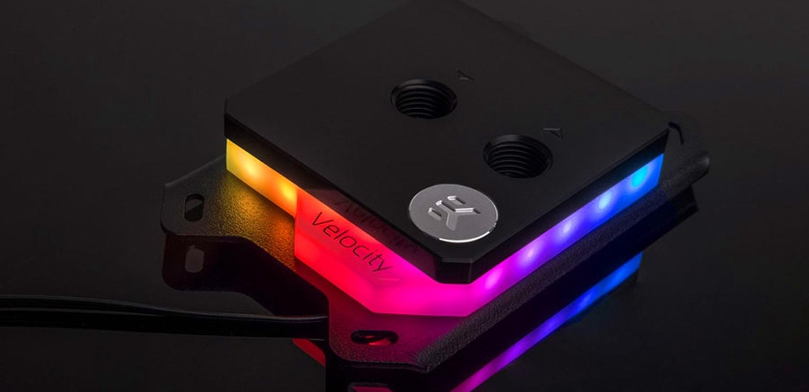 EK-Velocity D-RGB - AMD Nickel + Acetal