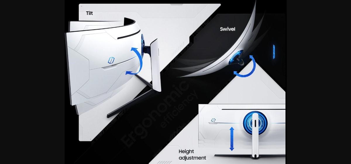 Màn hình Samsung Odyssey G9-11
