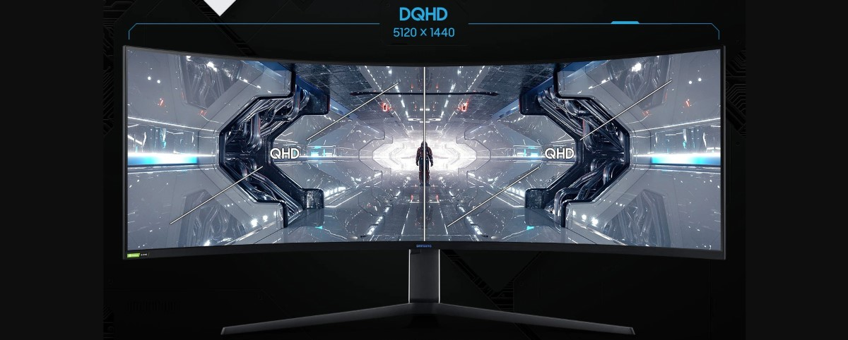 Màn hình Samsung Odyssey G9-4