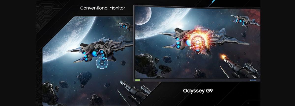 Màn hình Samsung Odyssey G9-6