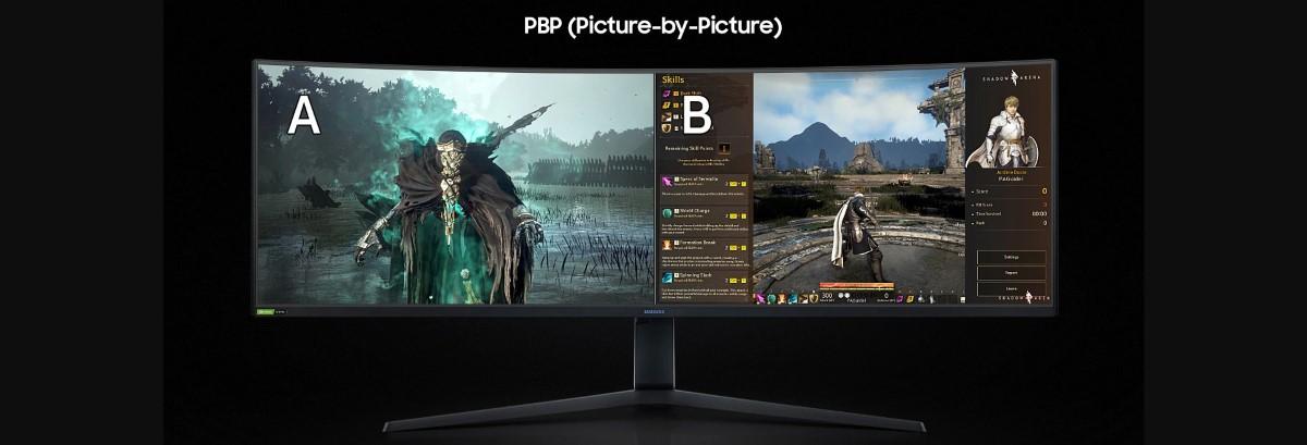 Màn hình Samsung Odyssey G9-10