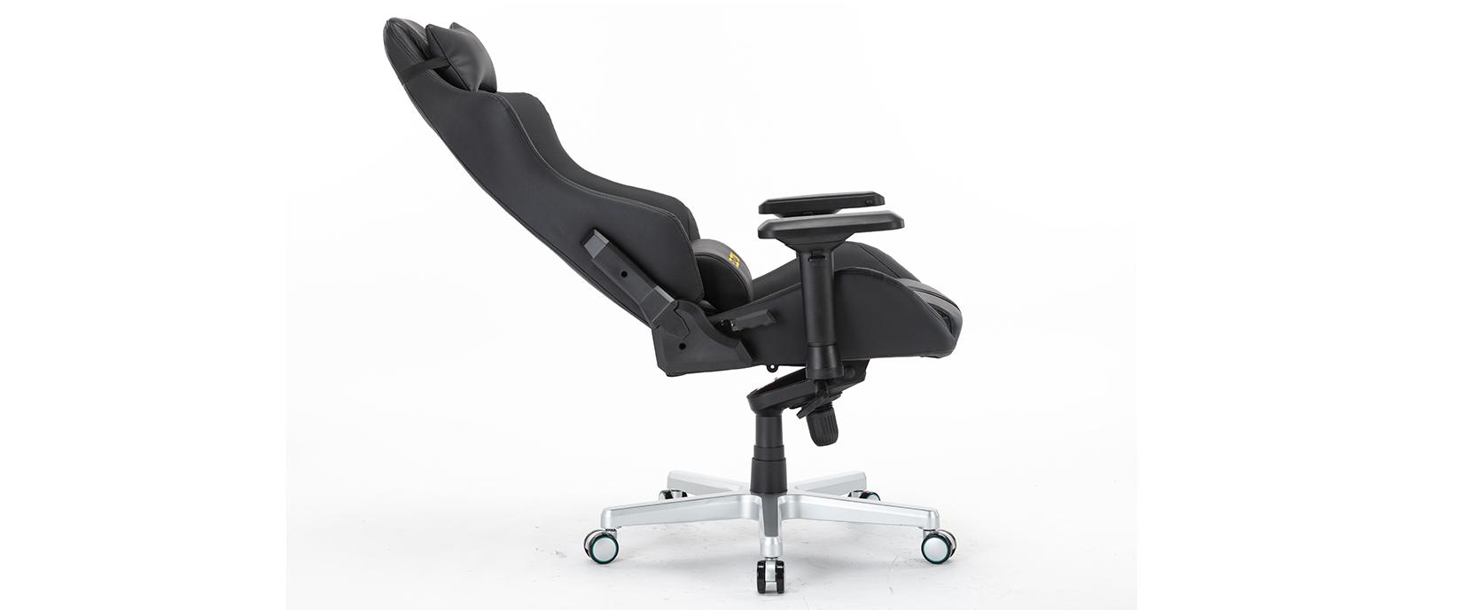 Ghế Gaming E-Dra Skeleton Black (EGC220) có thiết kế chắc chắn và cao cấp