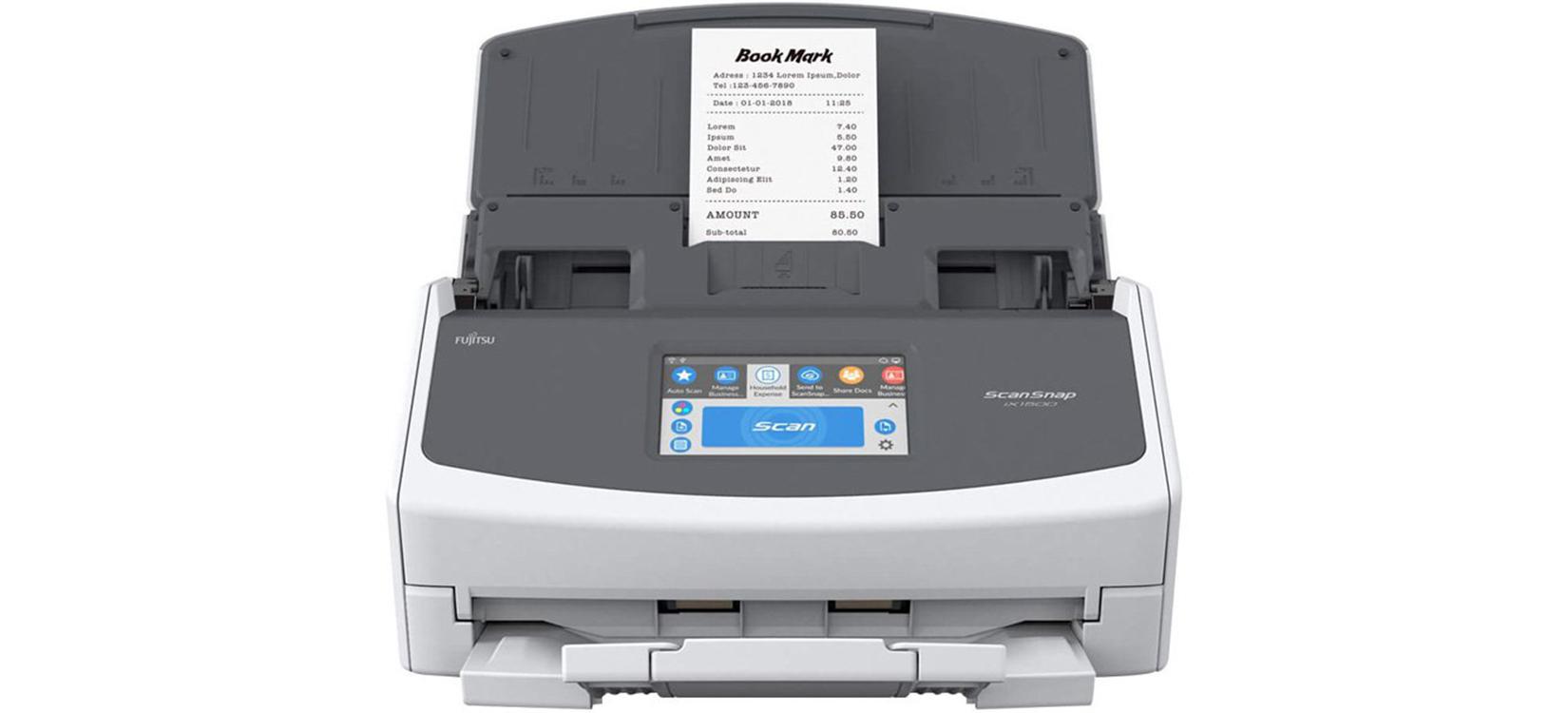 Máy quét Fujitsu iX1500 (PA03770-B001)2