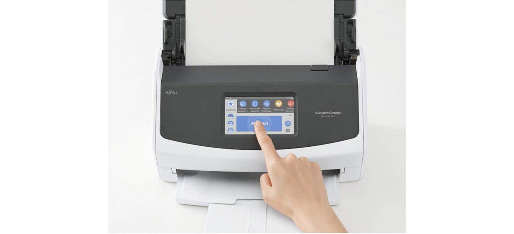 Máy quét Fujitsu iX1500 (PA03770-B001)
