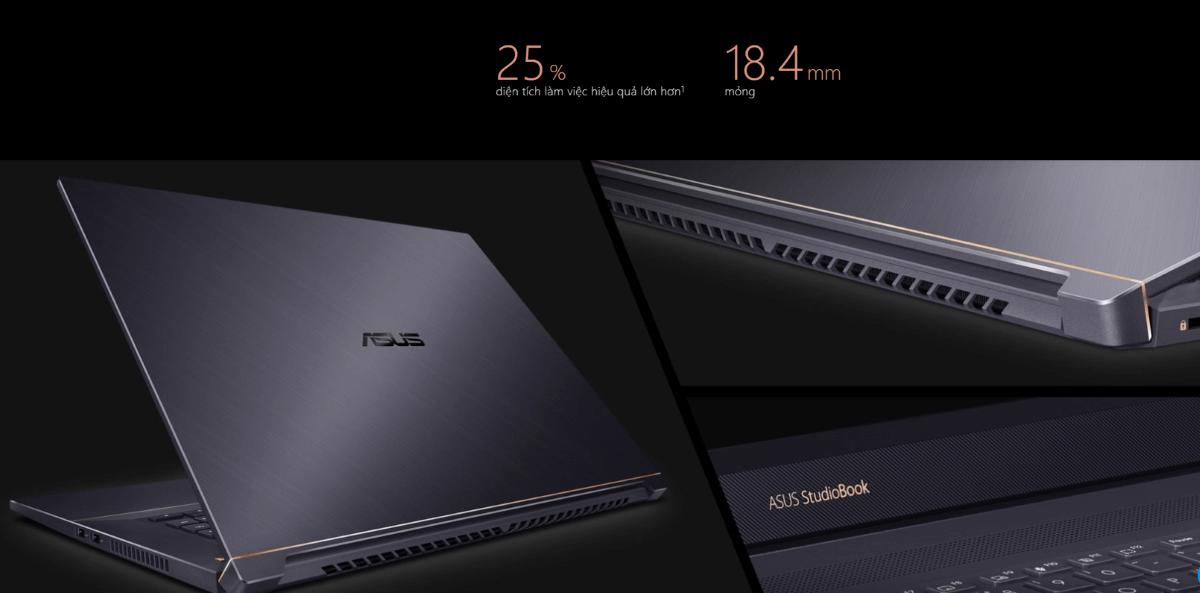 Laptop Asus ProArt W700G1T-1