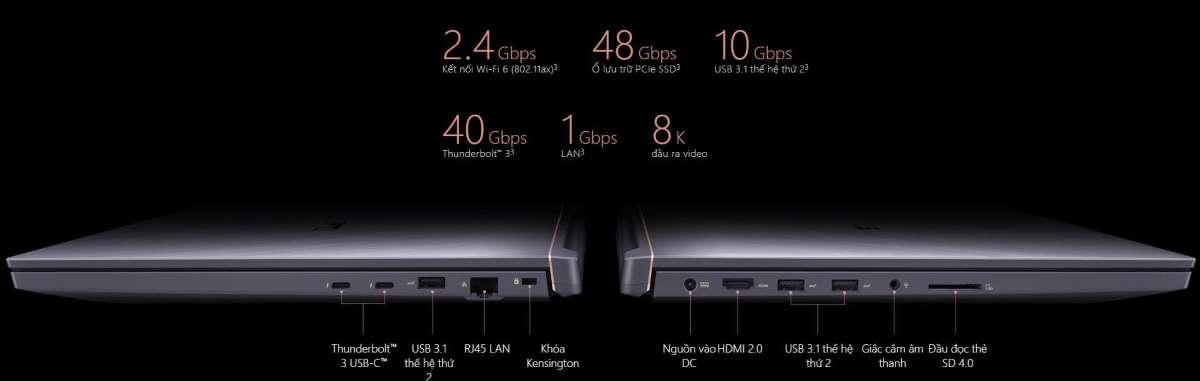Laptop Asus ProArt W730G2T-10
